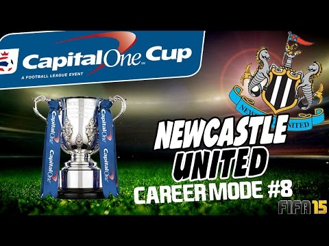 Newcastle UnitedCareer Mode #8 - OMG!! National Management