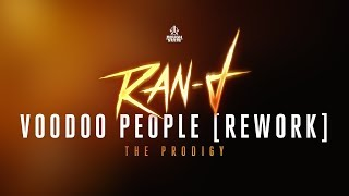 The Prodigy - Voodoo People (Ran-D Rework) [Endshow Q-Dance at Mysteryland 2016]