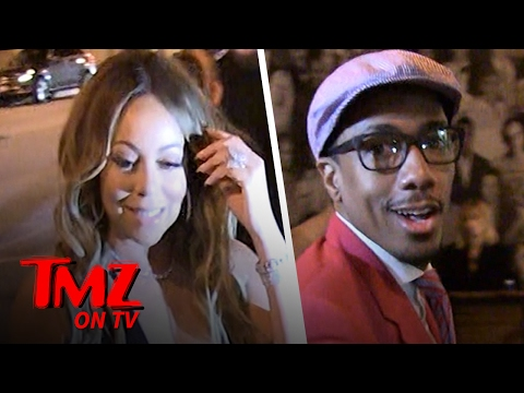 Mariah Carey and Nick Cannon On Another Dinner Date | TMZ TV
