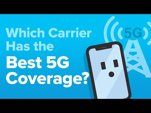 Which Wireless Carrier Has The Best 5G Coverage? The Truth!
