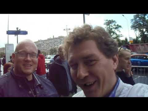 Гуляния по Москве