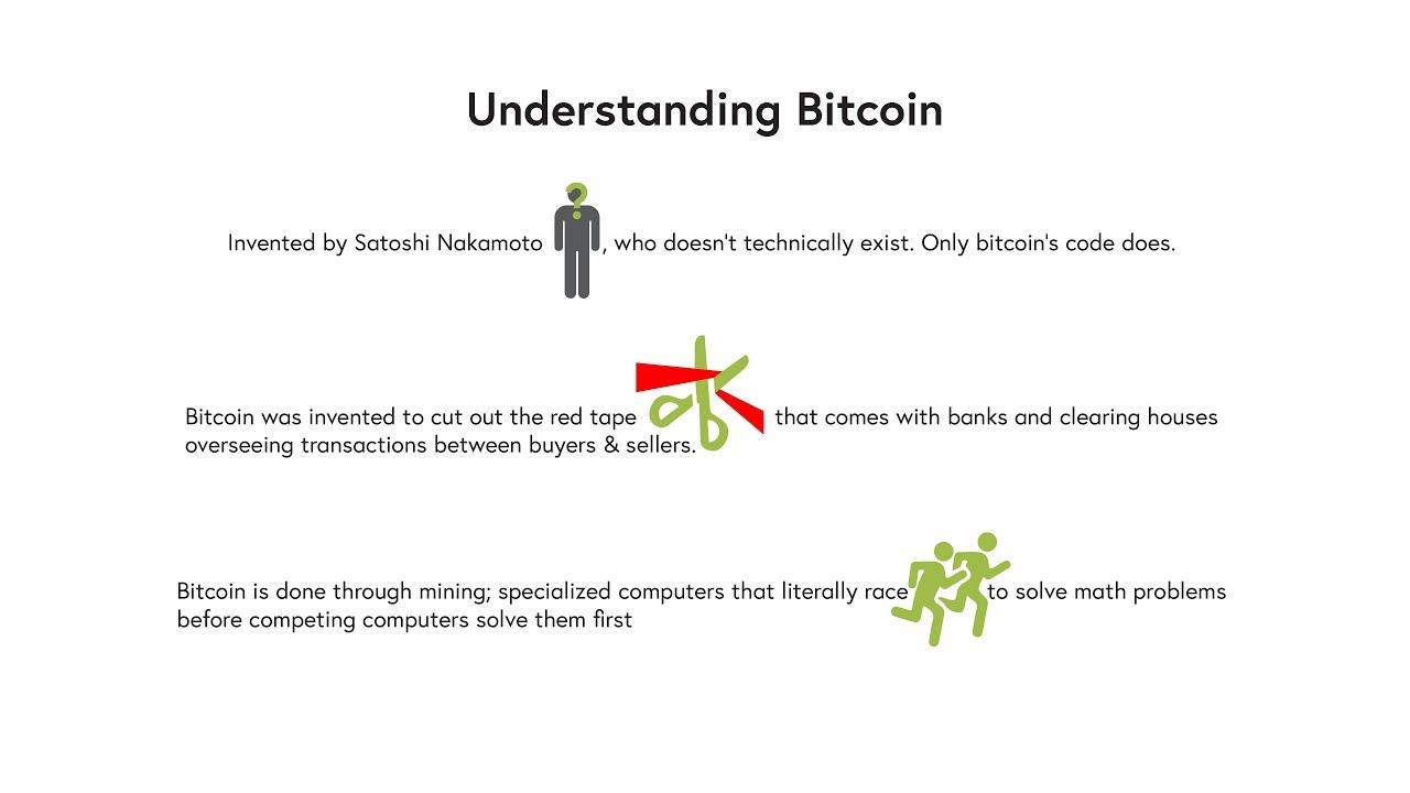 idiots útmutató a bitcoinbe
