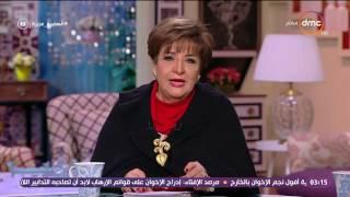 السفيرة عزيزة - الإعلامية / سناء منصور ... تبدأ الحلقة بشعار