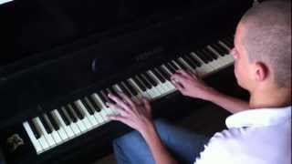 David Guetta - I Can Only Imagine ft. Chris Brown, Lil Wayne PIANO Cover