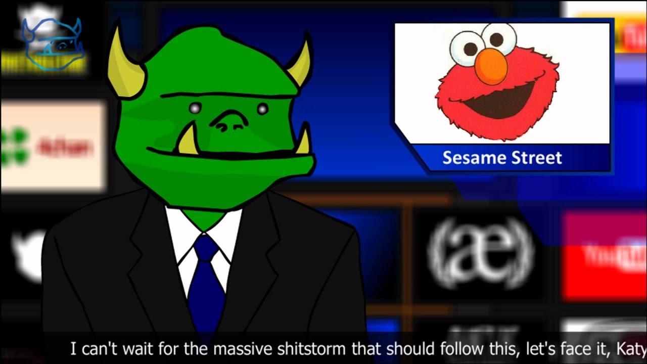 Sesame street cartoon porn