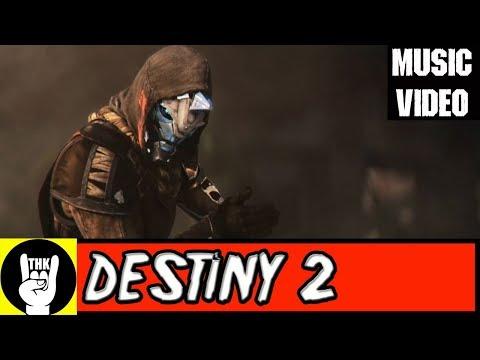 Destiny 2 Rock Rap | TEAMHEADKICK