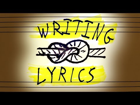 The Secret To Writing Lyrics