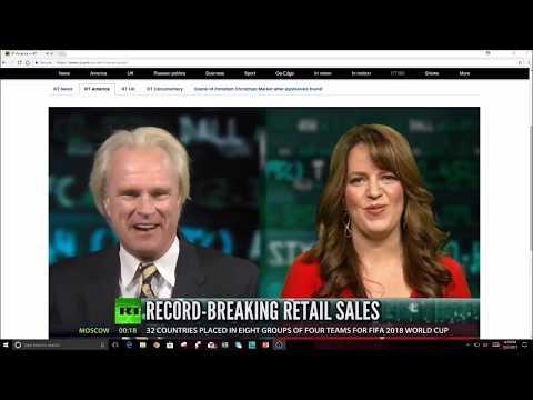 Melissa Armo Interview On RT America