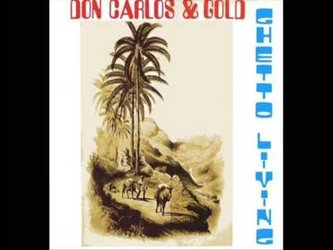 Don Carlos & Gold - Never Run Away  1983