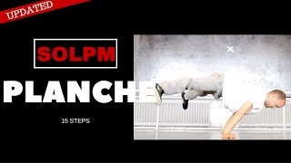 THE SCIENCE OF LEARNING PLANCHE - LEVEL 4 - UPDATED