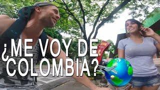 ME QUEDO EN COLOMBIA?! MI HISTORIA