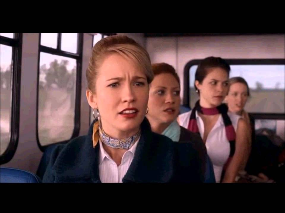 Pitch Perfect Bus Scene Youtube
