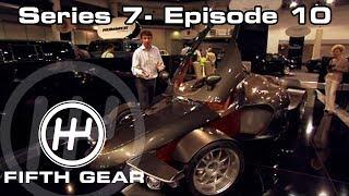 Fifth Gear Series 7 Episode 10 смотреть
