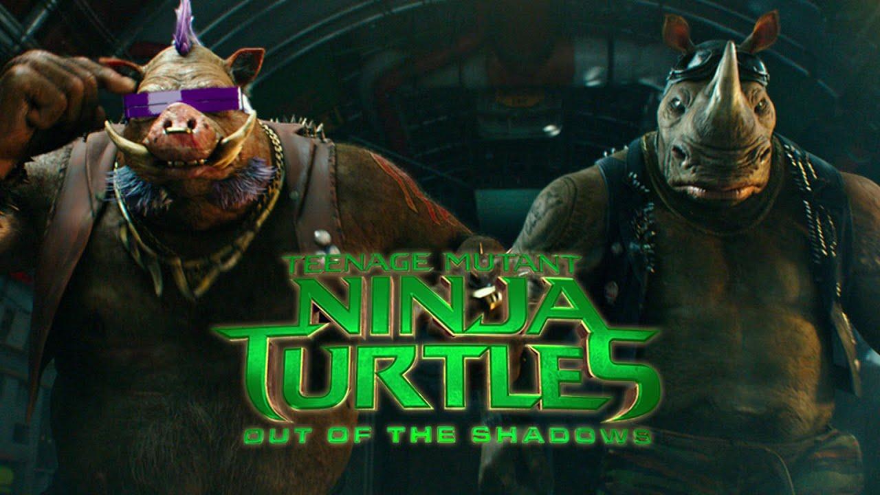 Cute Ninja Turtle Wallpaper Teenage Mutant Ninja Turtles Out Of The Shadows Trailer