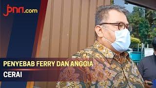 Terungkap, Ini Pemicu Perceraian Ferry Irawan dan Anggia Novita
