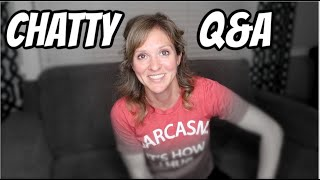 CHATTY Q&A WITH FRUGAL FIT MOM AND FAMILY