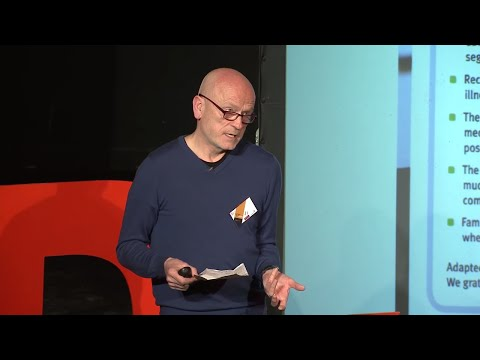 Future of Distress: Education and Narratives of Discovery | Brendan Stone | TEDxUniversityofLeeds