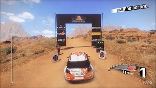 V-Rally 4 - Citroen DS3 Rally - Gameplay (PS4 HD) [1080p60FPS]