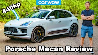 Porsche Macan Turbo review: see how quick to 60mph it really is!