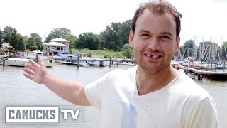 """Zack Kassian """"Come on in"""" - Hometown Visit"""