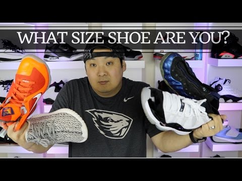 WHAT SIZE SHOE ARE YOU? (TOP 5 TIPS!)