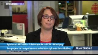 TV5MONDE : Les Canadiens francophones hors du Québec