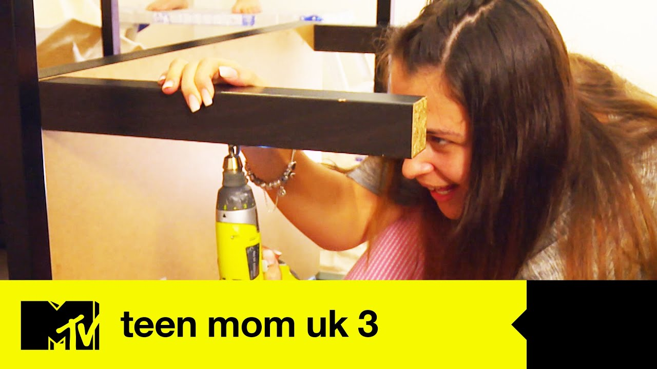 Mia's Fresh Start After Breaking Up With Manley   Teen Mom UK 3