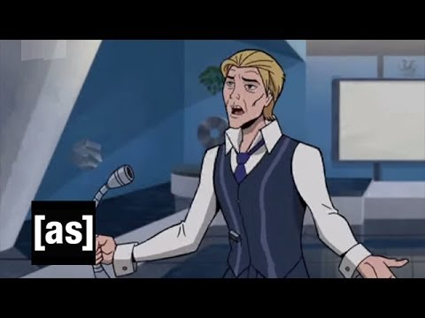 Alerting the Sovereign | The Venture Bros. | Adult Swim