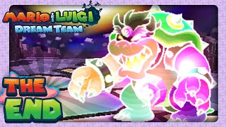 Mario & Luigi: Dream Team - Part 81 - Finale - Dreamy Bowser!