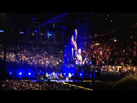 U2 Bruce Springsteen At Madison Square Garden Msg 7 31 15 Youtube