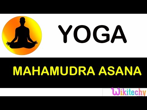 mahamudra asana | yoga for nervous system | precautions| Benefits of Maha Mudra | How to do |