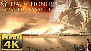 Old Games in 4k : Medal of Honor Pacific Assault