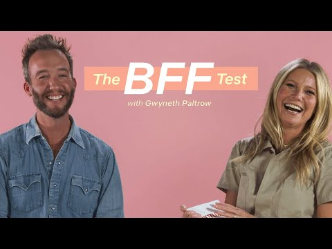 Gwyneth Paltrow Tests Her BFF | Netflix
