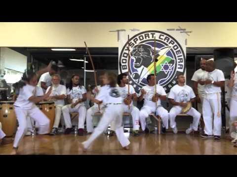 Girl Power Capoeira - Panterinha &...
