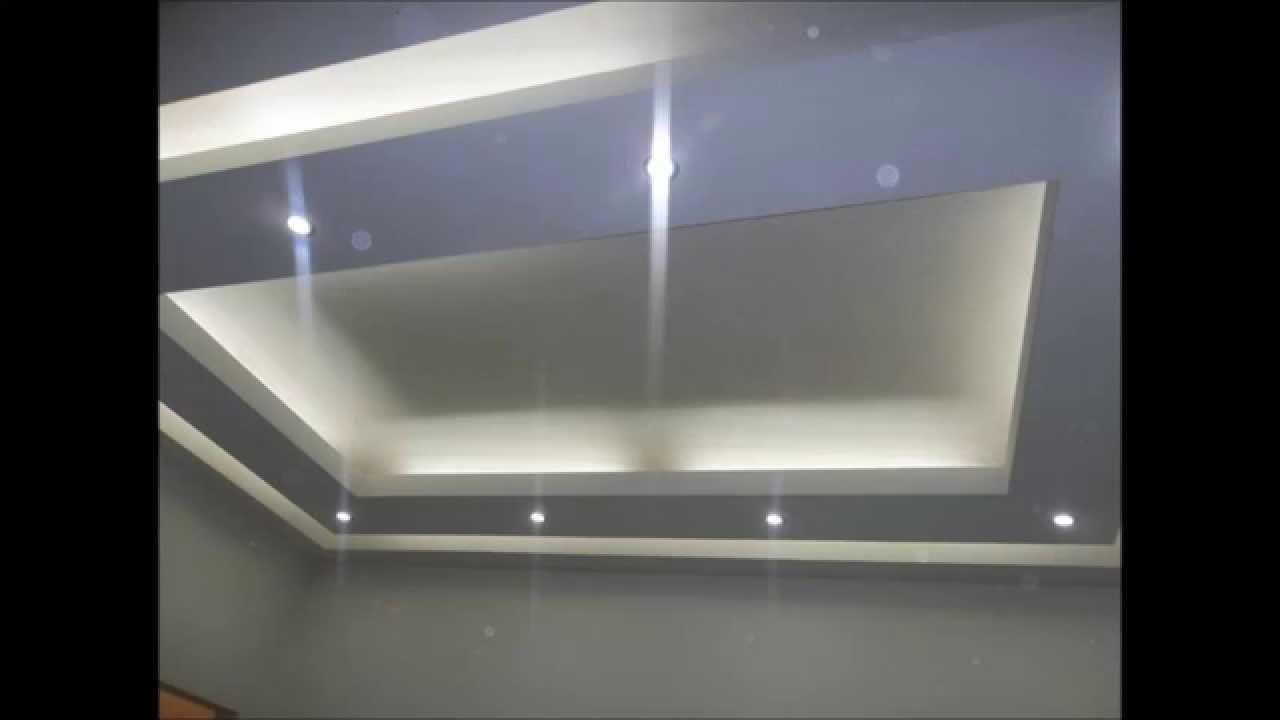 Molduras de yeso decoradas youtube - Como colocar molduras de escayola ...