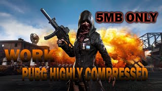 DOWNLOAD PUBG (PC VERION) FREE| HIGHLY COMPRESSED| IN 14 MB