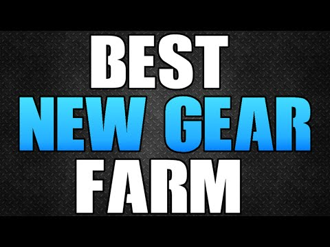 THE DIVISION - FASTEST WAY TO GET NEW 1.3 GEAR SETS EASY! BEST WAY TO FARM NEW GEAR SETS