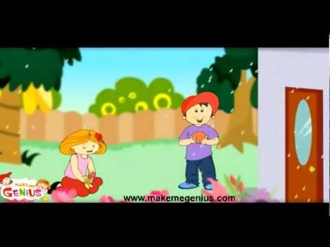 Water Cycle for Kids (Hindi)(हिंदी)