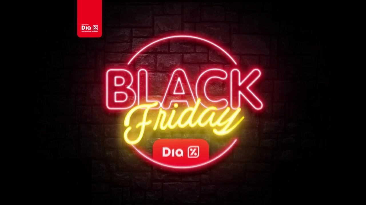 57baea0d9f BLACK FRIDAY - Supermercado Dia - YouTube
