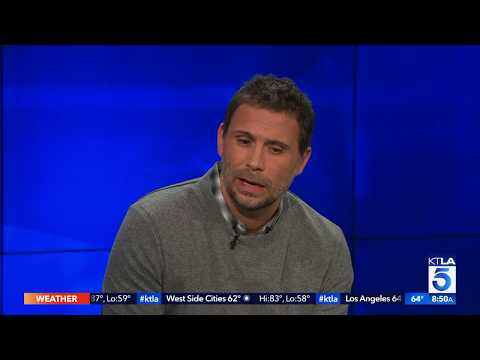 "Jeremy Sisto Talks Soldier Training for ""The Long Road Home"""