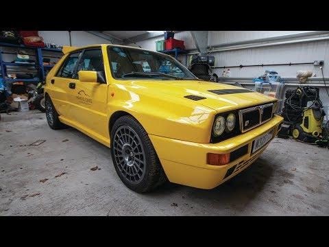 World Rally Icon : Lancia Delta Integrale Evo 2 : DRIVE / REVIEW / WALKAROUND 💛