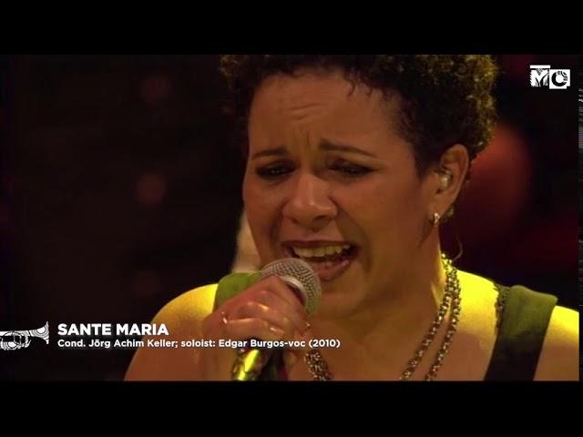 Edgar Burgos (voc) Sante Maria - Metropole Orkest - 2010