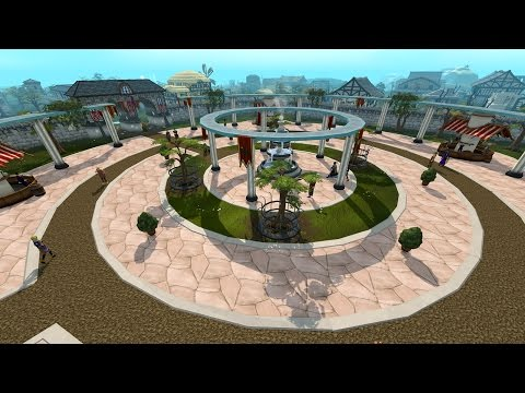 RuneScape - NXT (New Game Client) Showcase, Christmas 2015