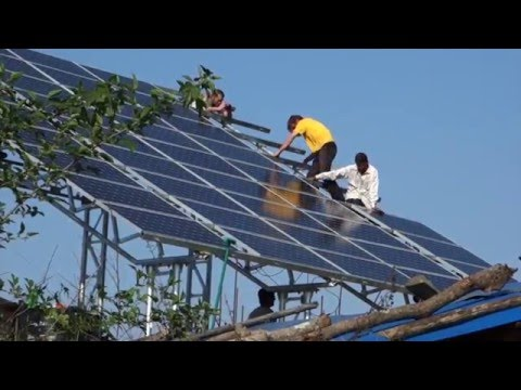 Full Length Sunbridge Solar in Nepal Documentary