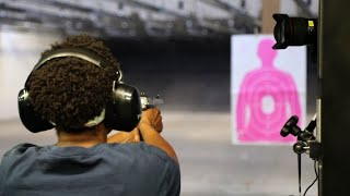 In Chicago, women worried about violence join gun club