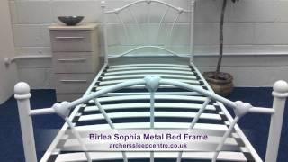 Birlea Sophia Metal Bed Frame
