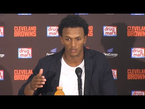 DeShone Kizer confident in his big arm after Browns win