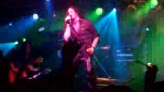Dragonforce Trail Of Broken Hearts Manchester Academy 1
