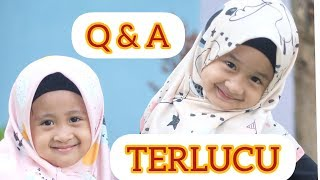Download lagu Q & A AISHWA & QEISYA|| jawaban adek qeisya bikin ngakakk!!