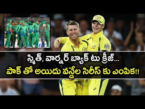 IPL 2019 : Steve Smith,David Warner Return To IPL After Ball-Tampering Issue | Oneindia Telugu Mp3